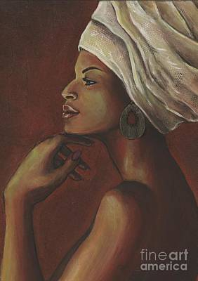 Painting - Stunning by Alga Washington