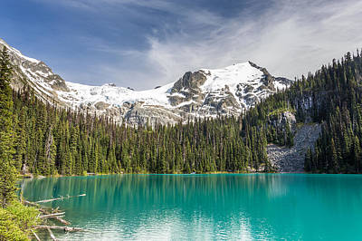 Photograph - Stunning Blue Lake by Pierre Leclerc Photography