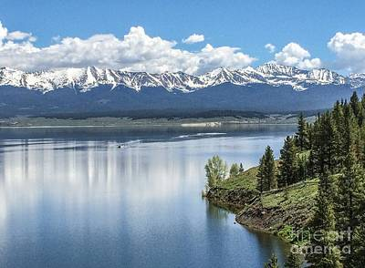Photograph - Stunning Colorado by William Wyckoff