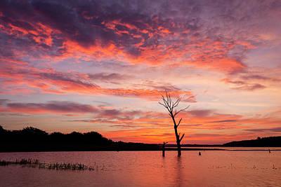 Photograph - Stunning Morning by Scott Bean