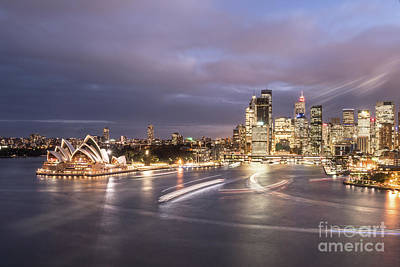 Photograph - Stunning Sydney by Didier Marti
