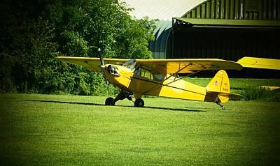 Photograph - Stunt Plane 1 by Nina Kindred