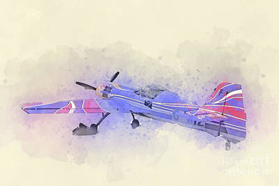 Photograph - Stunt Plane by Jack Torcello