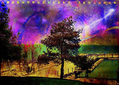 Digital Art - Sturgeon Point by Richard Ricci