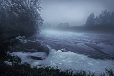 Photograph - Sturgeon River by Dan Jurak