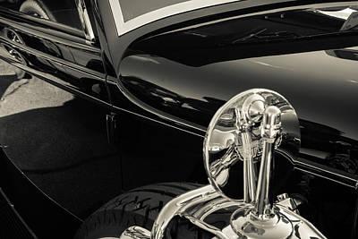 Photograph - Stutz Mirror by Samuel M Purvis III