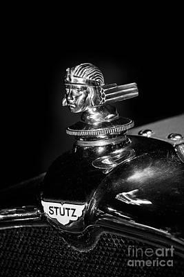 Photograph - Stutz Monotone by Dennis Hedberg