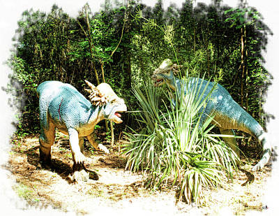 Photograph - Stygimoloch by Sandra Clark