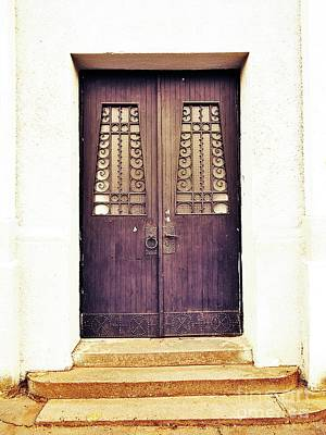 Photograph - Stylish Doorway by Erika H