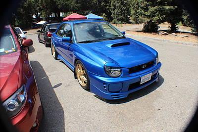 Subaru Meet Original by Brandon Yang