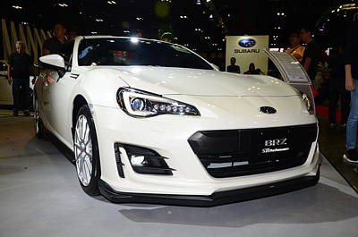 Photograph - Subaru Brz by Chua  ChinLeng