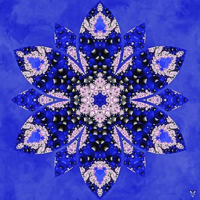 Digital Art - Subatomic Magnetism by Derek Gedney