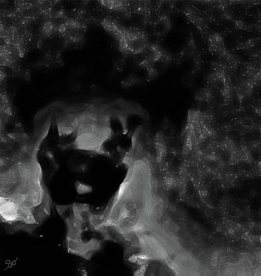Photograph - Subconscious Cloud by Gina O'Brien