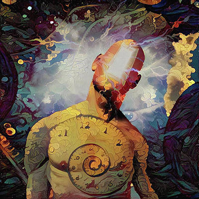 Surrealism Digital Art - Subconsciousness by Bruce Rolff