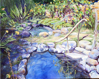 Sublime Pools  Original by M Schaefer