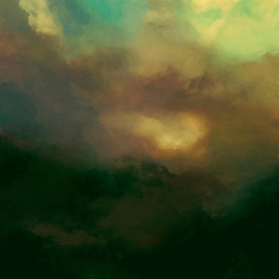 Eternity Digital Art - Sublime Sky by Lonnie Christopher