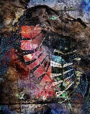 Digital Art - Subterrane by Linda Carruth