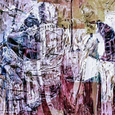Subterranean Painting - Subterranean by Dominic Piperata