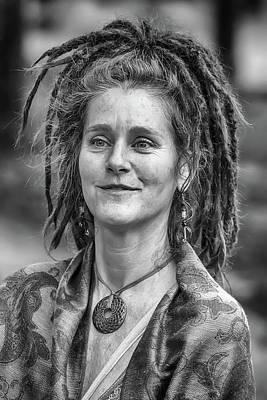 Photograph - Subtle Smiles by John Haldane
