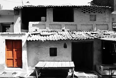 Photograph - Suburban Home by Sumit Mehndiratta