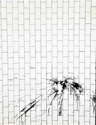Photograph - Subway Spatter by Rob Hans
