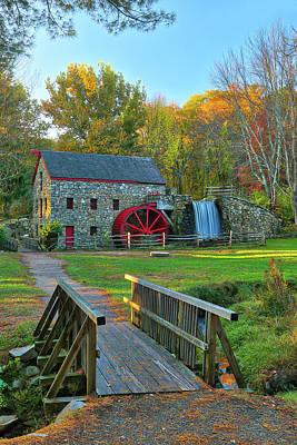 Photograph - Sudbury Massachusetts by Juergen Roth