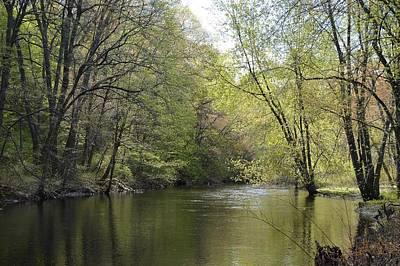 Sudbury River Photograph - Sudbury River In Spring by Deborah Hochhauser