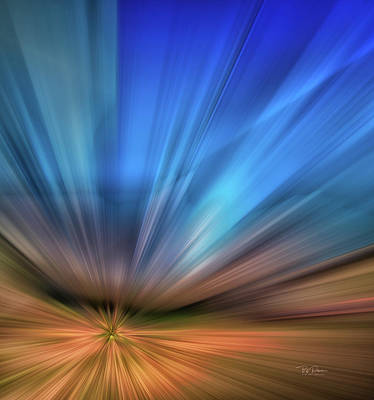 Digital Art - Sudden Impact by Bill Posner
