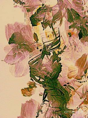 Digital Art - Suddenly Spring by Nancy Kane Chapman