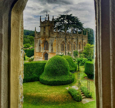 Photograph - Sudeley Castle by Pat Moore