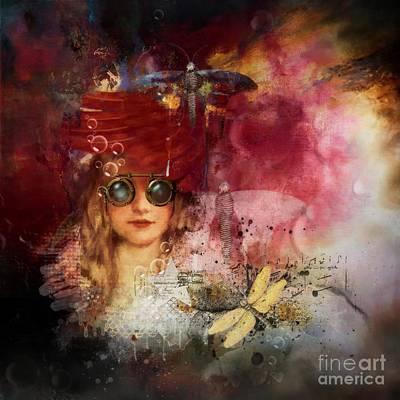 Digital Art - Sugar And Spice by Monique Hierck