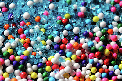Photograph - Sugar And Sprinkles by Angela Murdock