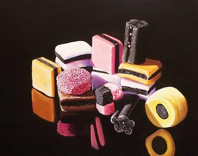 Sugar Me Art Print