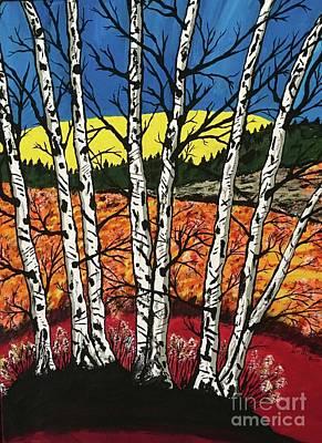Painting - Sugar Mountain by Jeffrey Koss