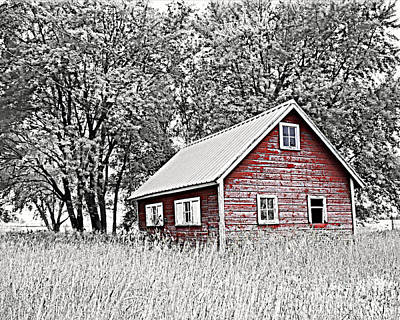 Photograph - Sugar Shack 2 by Kathy M Krause
