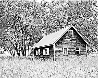 Photograph - Sugar Shack by Kathy M Krause