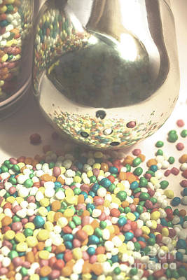 Pour Photograph - Sugar Sprinkle by Jorgo Photography - Wall Art Gallery