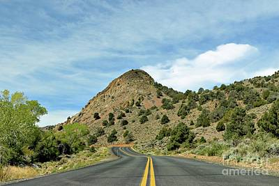 Photograph - Sugarloaf Mountain In Six Mile Canyon by Benanne Stiens