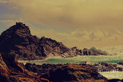 Photograph - Sugarloaf Rock I by Cassandra Buckley
