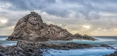 Photograph - Sugarloaf Rock by Martin Capek