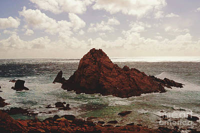 Photograph - Sugarloaf Rock Vi by Cassandra Buckley