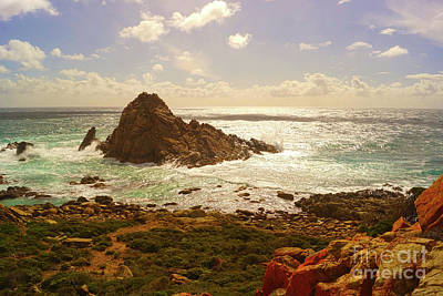 Photograph - Sugarloaf Rock Viii by Cassandra Buckley