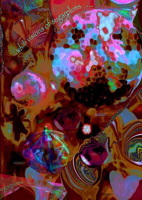 Sugarplums Art Print