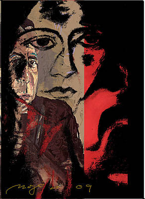 Suicide Note Art Print by Noredin Morgan