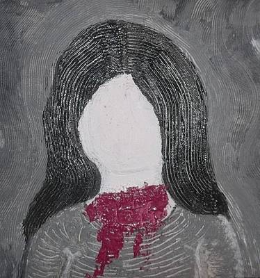 Nameless Painting - Suicide by Regina Jeffers