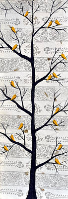 Animals Paintings - Sukhvan  by Sumit Mehndiratta