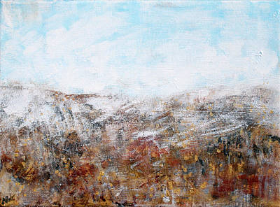 Sukkot Painting - Sukkot I 2015034 by Alyse Radenovic