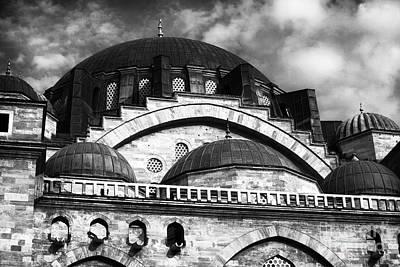 Suleymaniye  Art Print by John Rizzuto