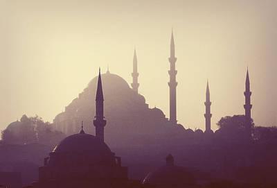 Suleymaniye Mosque Original