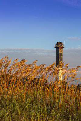 Photograph - Sullivan's Island Lighthouse In Morning Light by Donnie Whitaker